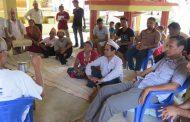 Field Meeting in Parbat District